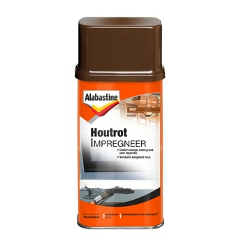 Alabastine houtrotstop 250 ml