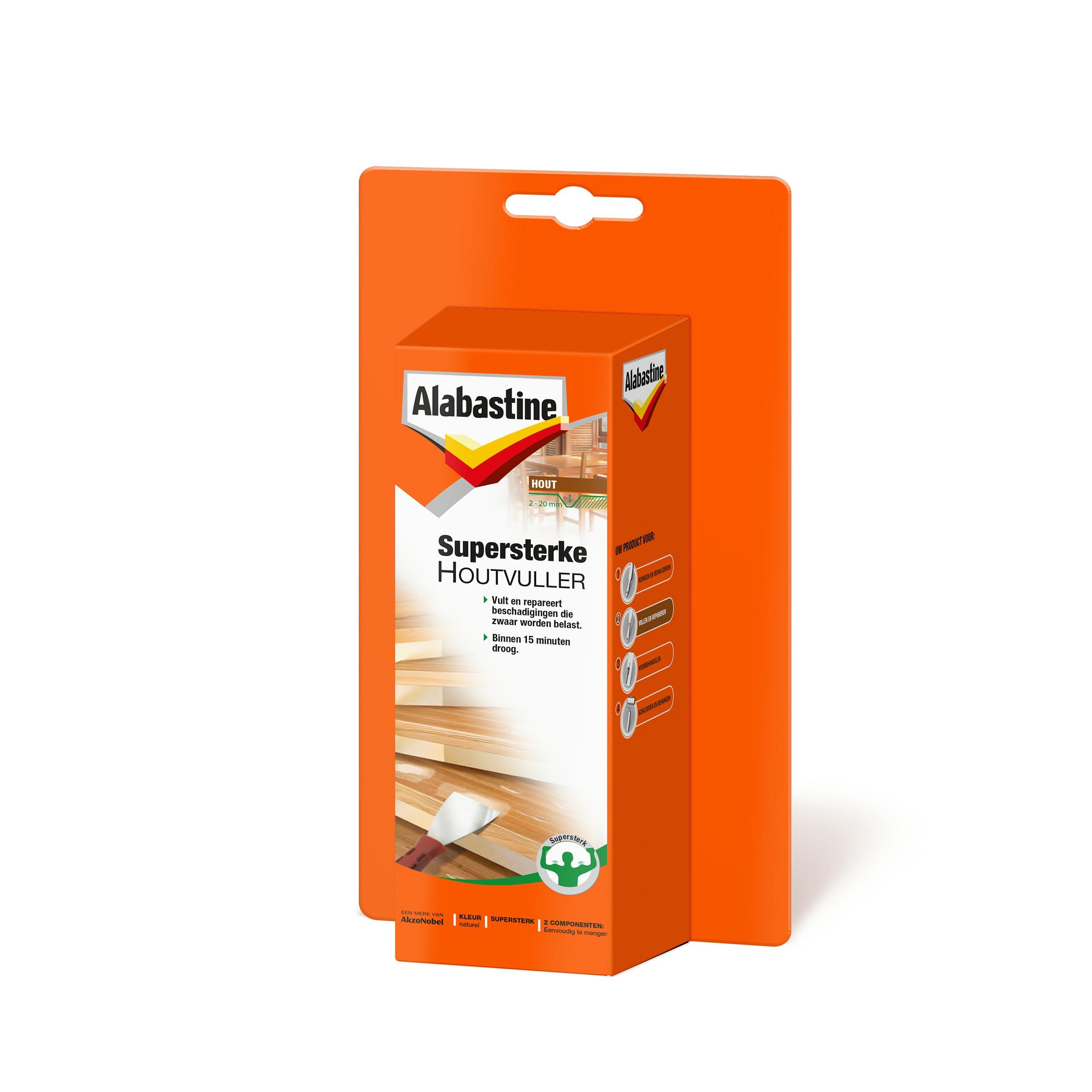 Alabastine supersterke plamuur wit 200 g