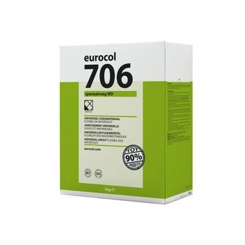 Eurocol 706 speciaal voegmortel grijs 5kg