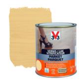 V33 parketvernis Extreme Protection zijdeglans 750 ml.