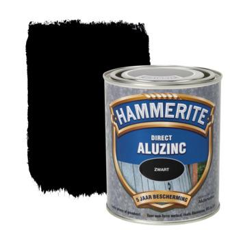 Bedwelming GAMMA | Hammerite Direct AluZinc metaallak zwart 750 ml kopen &IP68