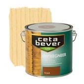 CetaBever Tuin impregneer teak 2,5 liter