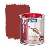 GAMMA Extra Dekkend lak bessen rood hoogglans 750 ml