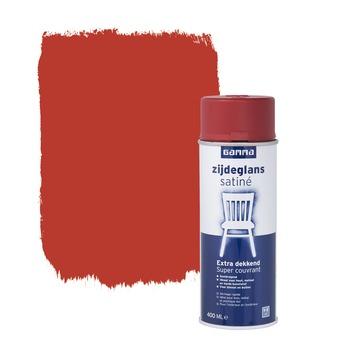GAMMA spuitlak signaal rood zijdeglans 400 ml