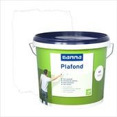 GAMMA plafondverf wit 5 liter