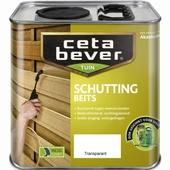 CetaBever schuttingbeits kleurloos 2,5 liter