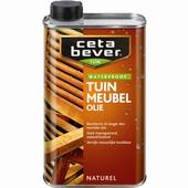 CetaBever tuinmeubelolie waterproof kleurloos 500 ml