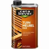 CetaBever tuinmeubelolie kleurloos 1 liter