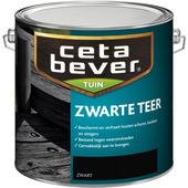 CetaBever Tuin zwarte teer 2,5 liter