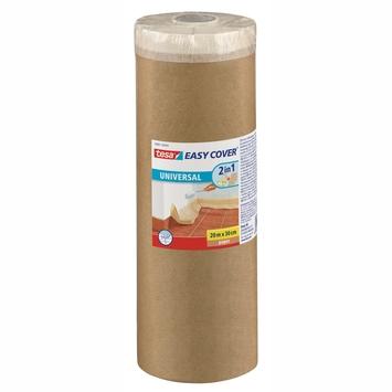 Tesa EasyCover afdekfolie universal papier 30 cm 20 meter