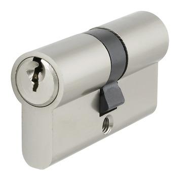 GAMMA profielcilinder nikkel 30/30 mm