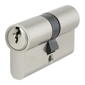 GAMMA cilinder nikkel 30/30 mm