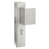 GAMMA veiligheidsbeslag knop/kruk aluminium 55 mm