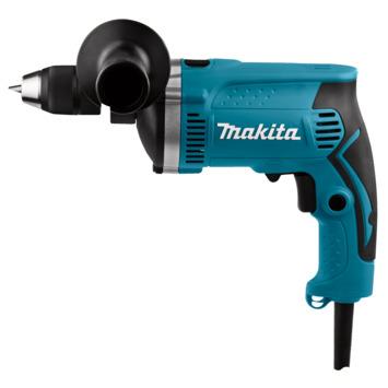 Makita slagboormachine HP1631X4 met 18-delige borenset