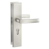 GAMMA veiligheidsbeslag kruk/kruk aluminium 55 mm
