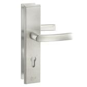 GAMMA veiligheidsbeslag kruk/kruk aluminium 72 mm