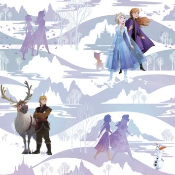 Vliesbehang Frozen Scene (108238)
