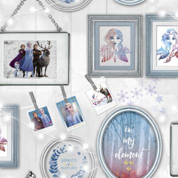 Vliesbehang Frozen Frames (108239)