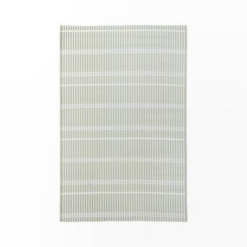 Buitenkleed Shantou Streep Groen 160x230 CM