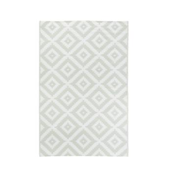 Buitenkleed Shantou Ruit Lichtgroen 160x230 CM