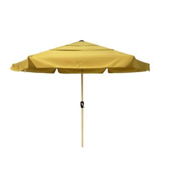 Parasol Nicosia Geel Ø268 cm