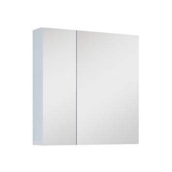 Atlantic spiegelkast Alice+Clara 2-deurs wit