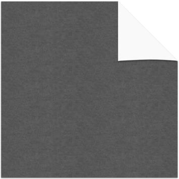 GAMMA plissé dupli lichtdoorlatend 6003 antraciet 60x220 cm