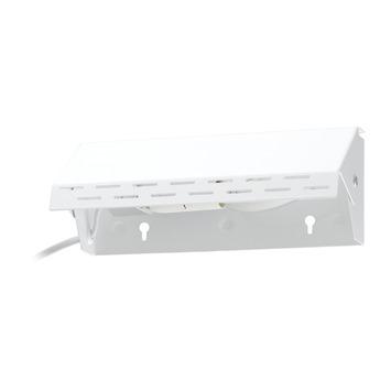 EGLO Wand/onderbouwlamp JUNIOR 5 wit Klep