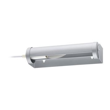 EGLO Wand/onderbouwlamp JUNIOR 4 grijs rond
