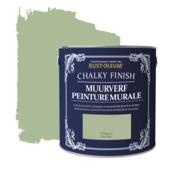 Rust-Oleum muurverf Chalky Finish kakigroen 2,5 liter