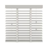 GAMMA horizontale jaloezie hout 50 mm 944 wit 100x180 cm
