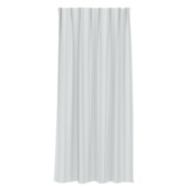 GAMMA kant en klaar gordijn plooiband lichtdoorlatend 1150 wit 140x280 cm