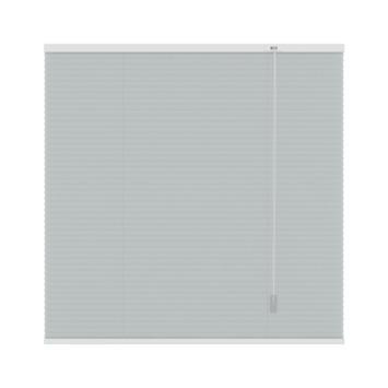 GAMMA plissé dupli lichtdoorlatend 6006 licht grijs 200x180 cm