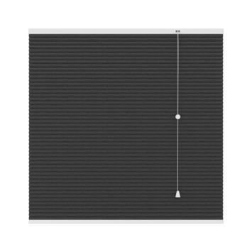 GAMMA plissé dupli verduisterend 6013 antraciet 200x220 cm