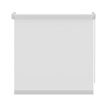 GAMMA rolgordijn draai/kiepraam uni lichtdoorlatend wit 5700 80x160 cm
