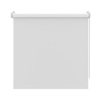 GAMMA rolgordijn draai/kiepraam uni verduisterend sneeuwwit 5715 55x160 cm