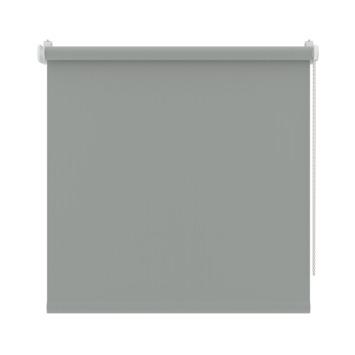 GAMMA rolgordijn draai/kiepraam uni verduisterend muisgrijs 5749 55x160 cm