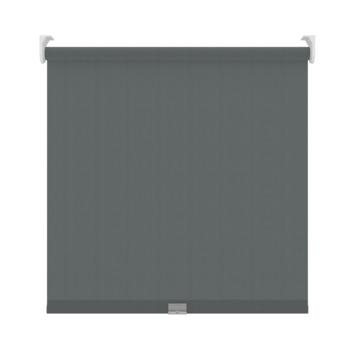 GAMMA rolgordijn koordloos lichtdoorlatend antraciet (5777) 150 x 190 cm
