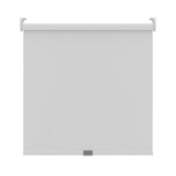 GAMMA rolgordijn koordloos verduisterend sneeuw wit (5715) 120 x 190 cm