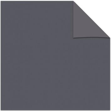 GAMMA rolgordijn koordloos verduisterend antraciet (5756) 60 x 190 cm