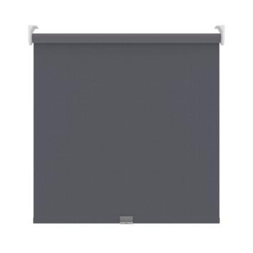 GAMMA rolgordijn koordloos verduisterend antraciet (5756) 90 x 190 cm