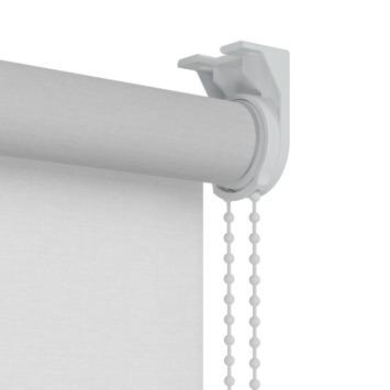 GAMMA rolgordijn uni lichtdoorlatend 833 wit 60x190 cm
