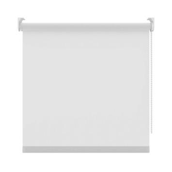 GAMMA rolgordijn uni lichtdoorlatend 833 wit 120x250 cm