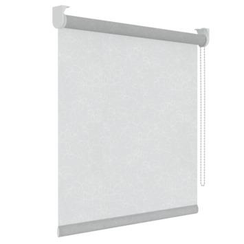 GAMMA rolgordijn dessin lichtdoorlatend 2451 wit 60x190 cm