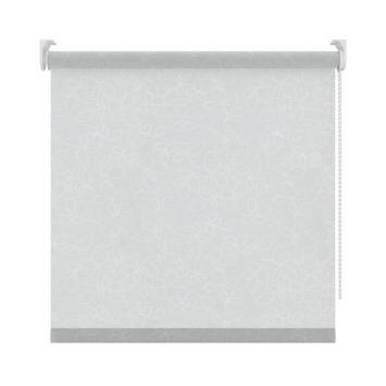 GAMMA rolgordijn dessin lichtdoorlatend 2451 wit 210x190 cm