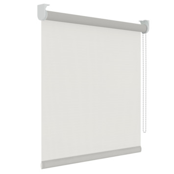 GAMMA rolgordijn dessin lichtdoorlatend 3580 wit 60x190 cm