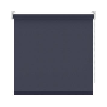 GAMMA rolgordijn uni lichtdoorlatend 5727 blauw 120x190 cm
