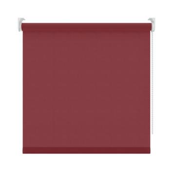 GAMMA rolgordijn uni lichtdoorlatend 5746 rood 150x250 cm
