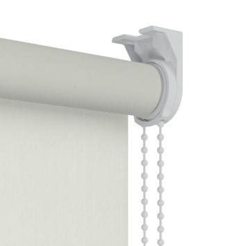 GAMMA rolgordijn uni badkamerkwaliteit lichtdoorlatend 1888 ecru glans 60x190 cm