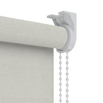 GAMMA rolgordijn uni schulp S24 lichtdoorlatend 490S ecru 60x180 cm